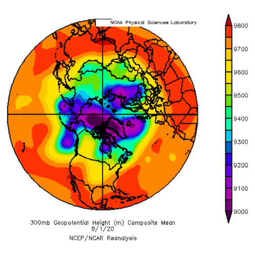 NOAA PSL Daily Mean Composities