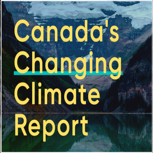 NRCan Climate Change report